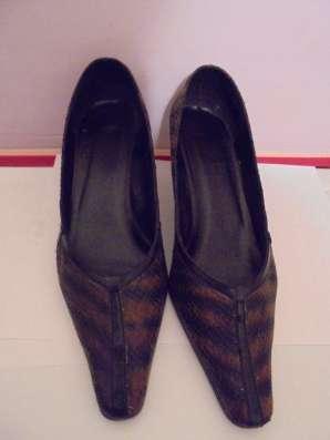 туфли коричневые, р.38 в Москве Фото 4