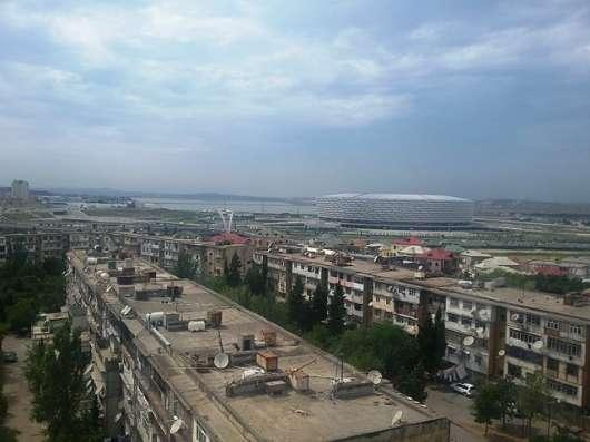 2-х комнатная на 8 км в г. Баку Фото 4