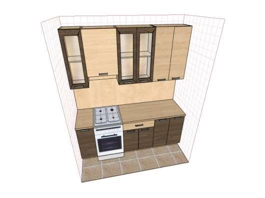 Кухни в Екатеринбурге Фото 2