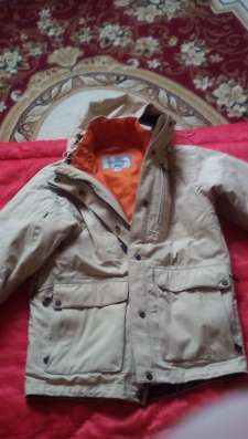 Специальная куртка для походов