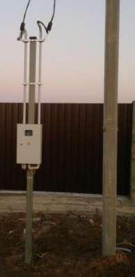 Подключение электричества в Мытищинском районе, Дмитровском районе, Солнечногорском районе