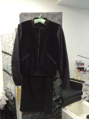 Куртка+платье