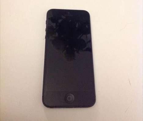 IPhone 5 черный 16g в Геленджике Фото 1