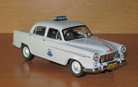 полицейские машины мира №10 HOLDEN FE полиция австралии в Липецке Фото 6