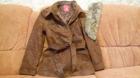 Куртка нат. кожа еврозима. 46-48р