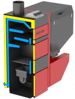 Пеллетный котел Metal - Fach (Метал Фах) SMART BIO 15 кВт в Екатеринбурге Фото 3
