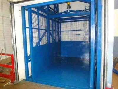 Лифт грузовик(подъемник)