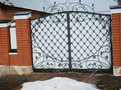 Ворота любой сложности
