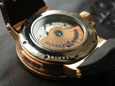 Швейцарские Часы Ulysse Nardin в Абакане Фото 4